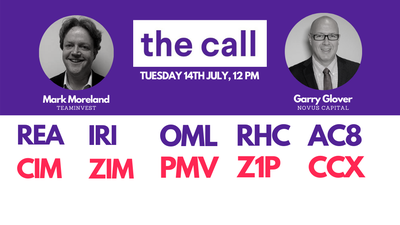 The Call: Tuesday 14 July