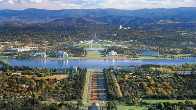 The next bright spot for Aussie property... Canberra?