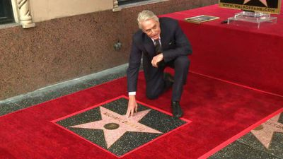 Michael Douglas gets Hollywood Walk of Fame star