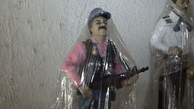 Even from jail, 'El Chapo' looms large in Mexican home state