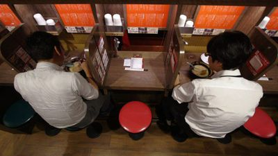 Japan's 'ohitorisama' trend: the art of doing things alone