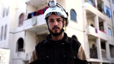 My smartphone and me: story of a rescuer in rebel-held Syria