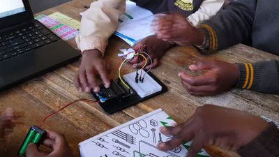 S.Africa coding clubs plug township youth into future