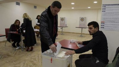 Polls open as Armenia votes in snap elections