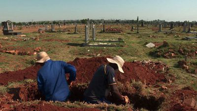 Grave dilemma: S.African cities short of cemetery space
