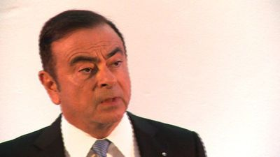Ex-Nissan chief Ghosn charged and served fresh warrant