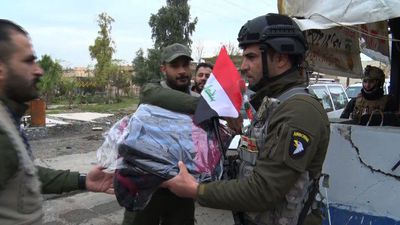 Iraq marks one year since 'victory' against IS