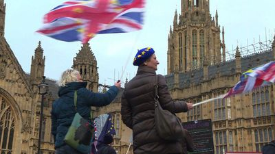 Brits react as PM announces delay to Brexit deal vote