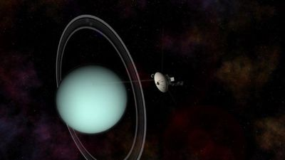 Voyager, the solar system and beyond