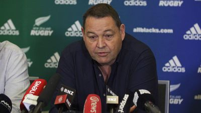 All Blacks coach Hansen to retire after 2019 World Cup