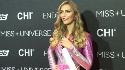 'Miss Universe Spain' competes as first transgender contestant