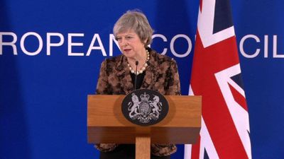 May says further Brexit talks with EU in coming days
