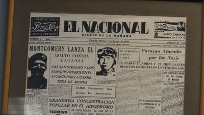 El Nacional staff reacts to shutting down of their journal