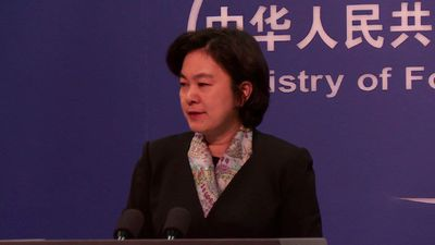China demands release of detained Huawei executive