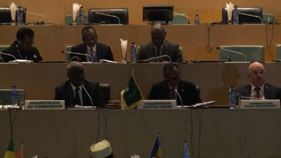 African Union meeting in Ethiopia to discuss DRC situation
