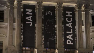 Thousands rally in Prague to commemorate Jan Palach