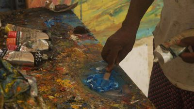 Ghana art popularity stokes calls for national gallery