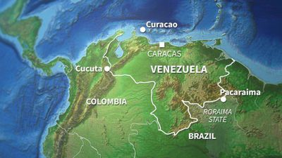 Venezuela: aid storage points requested by opposition