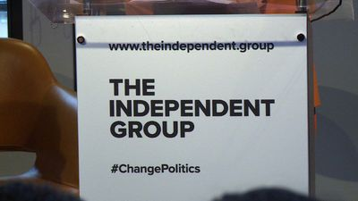 'Independent Group' MPs split from UK Labour party