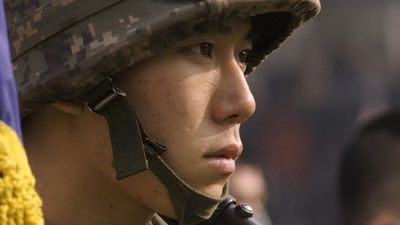 S. Koreans getting fed up with military service