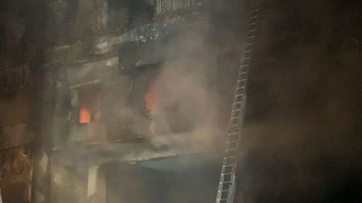 Fire kills dozens in Bangladeshi capital