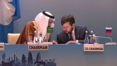 OPEC members and partners meet in Azerbaijan