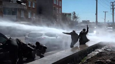 Clashes after Kurdish prisoner suicide in Turkish jail