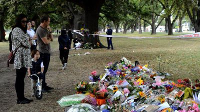 New Zealanders pay tribute to mosque attack victims
