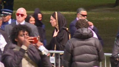 New Zealand PM at Friday Prayers to mark week after massacre