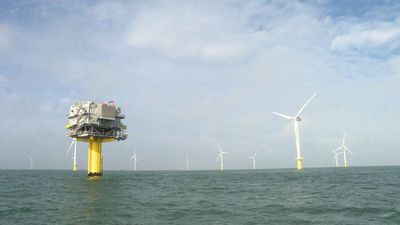 Dutch offshore wind farm possible model for French project