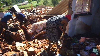 Health risks heighten in Zimbabwe after Cyclone Idai
