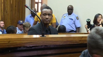 Zuma's son appears in court over S.Africa car crash