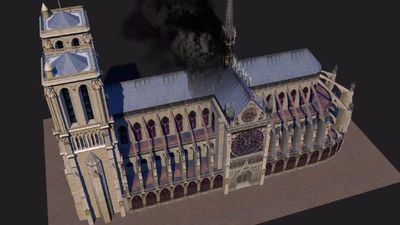 Notre-Dame fire catastrophy