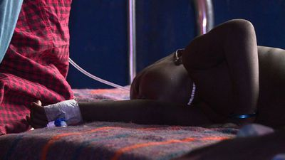 In South Sudan, illness is as deadly as war