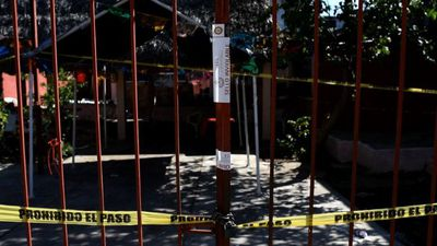 Mexican party cut short after gunmen kill 13