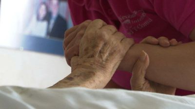 Care workers cross Europe's east-west divide