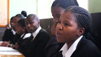 South Africa pupils open up to wounds of apartheid past