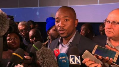 South Africa: Maimane has concerns over citizens voting twice