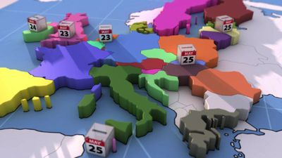 European elections: how they work