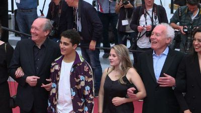 Red carpet time for Dardennes and 'Young Ahmed' cast in Cannes