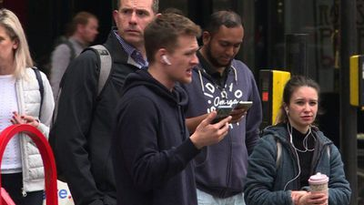 Londoners react to Google cutting ties with Huawei