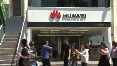 Chinese comment over US ban on Huawei