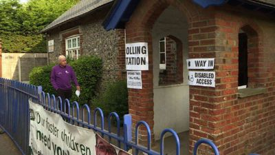 Polls open in Britain for European Parliament elections