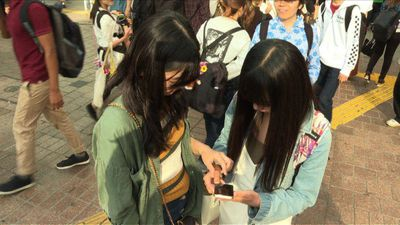 Stop it! Japan anti-groper app becomes smash hit