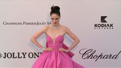 Cannes: Starts arrive for the amfAR gala