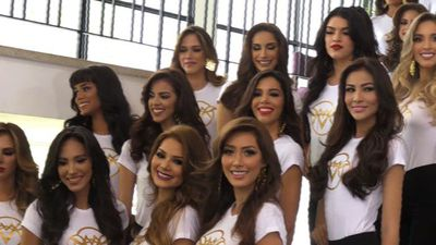 Miss Venezuela: Looking to redefine beauty