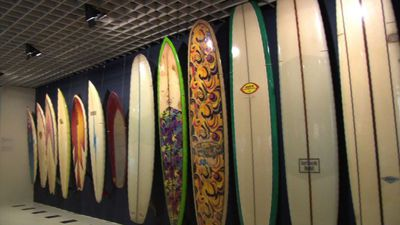 Plunge into surf culture with new exhibition at Bordeaux museum