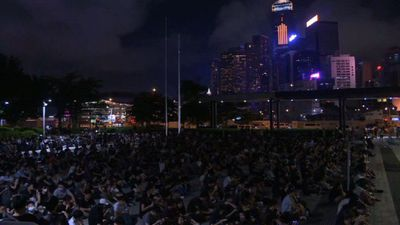 Hong Kong protests continue against Carrie Lam's administration