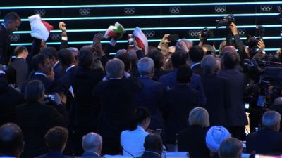 Italians rejoice as Milan chosen to host 2026 Winter Olympics