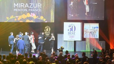 French restaurant crowned world's best
